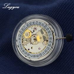 Часы Lugyou с автоматическим механизмом PT5000 Asia Made 25 драгоценностей 25,6 мм, запасные части для часов высокой точности