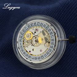 Lugyou Watch Automatic Movement PT5000 Asia Made 25 Jewel 25.6mm High Precision Watch Parts Replacement