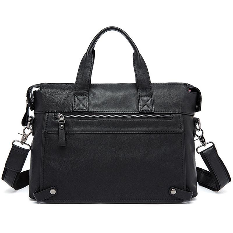 Men's Briefcase Handbag/Office Bag/Men's Bag/Leather Tote/Business Bag