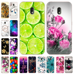 Silicone Cover for Nokia 2.2 Case Soft TPU Silicon Protective Shell For Nokia 2.2 TA-1183 TA-1179 Phone Back Case Bumper Coque