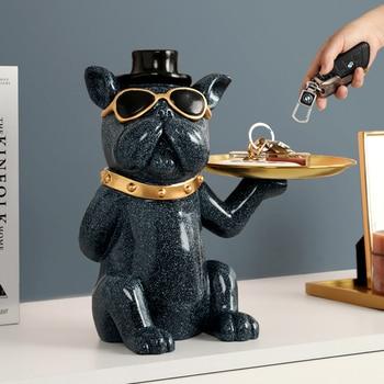 Bulldog Organiser - Home Decor