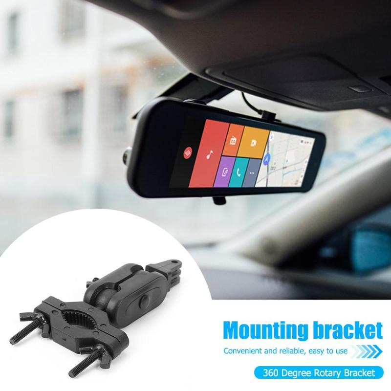 Adjustable Car Rearview Mirror Clip Mount for Xiaomi 70Mai Car DVR Dash Camera 360 Degree Rotary New Quality Ensure