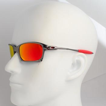 UV400 metalowe okulary przeciwsłoneczne okulary rowerowe damskie okulary rowerowe mężczyźni spolaryzowane okulary rowerowe Outdoor okulary rowerowe Sprot tanie i dobre opinie MULTI Poliwęglan Unisex Octan Polarized glasses + UV400 52mm 30mm Sunglasses polarized glasses metal frame cycling glasses