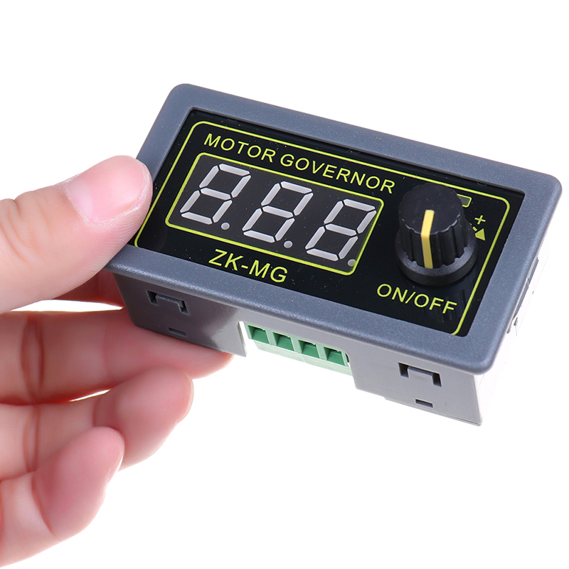 5-30V 5A PWM DC Motor Speed Controller Digital Dncoder Duty Ratio Rrequency