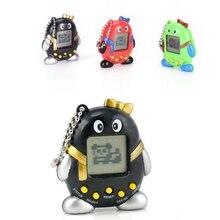 Электронные питомцы игрушки 90S ностальгические 168 Домашние животные в одном Виртуальная кибер игрушка 6 стилей Пингвины игрушки для детей электронные игрушки