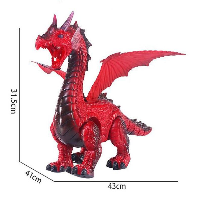 remoto dragao de gelo fogo dragao vai 05