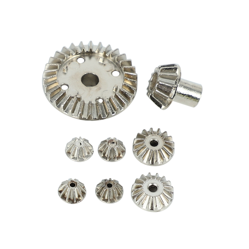 30T Differential Gear Complete Set for 1/12 Wltoys 12428 12429 RC Car Spare Parts