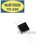 10PCS MJE15032 TO220 MJE15032G TO-220 15032G