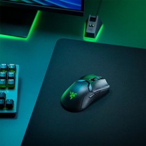 Image 3 - Razer Wireless Viper Ultimate Hyperspeed RGB Lightest  Gaming Mouse Optical Sensor 20000DPI 8 Programmable Button for Computer