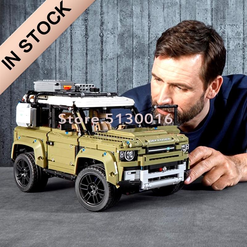 In Stock 93018 Technic Car Series 2573PCS Model Building Blocks 42110 Toys For Children