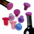 6 farben Flasche Stopper Flasche Kappen Wein Stopper Familie Bar Erhaltung Werkzeuge Silikon Kreative Design Sichere Und Gesunde