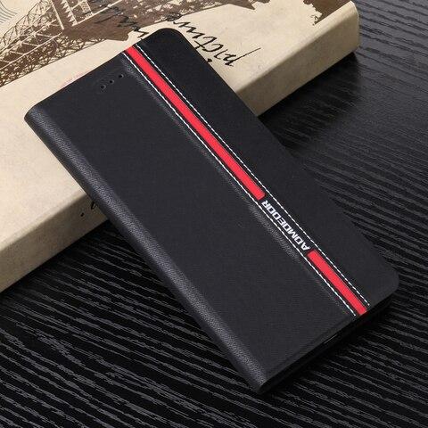 Leather Flip Case For Xiaomi Mi Note 3 CC9 CC9E 9 Se 9T Pro Mi 6 8 6X 5X A1 A2 A3 Lite Mix 2 2S 3 Pocophone F1 Phone Cover Cases Lahore