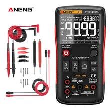ANENG Q1 True RMS Digital Multimeter Esrmeter Testers Automotive Electrical Dmm Transistor Peak Tester Meters Resistor