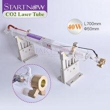 СО2 лазерная трубка 40 Вт 700 мм диаметр 50 мм СО2 лазерная стеклянная лампа для СО2 лазерная резьба резка гравировка машина маркировка Оборудование Запчасти