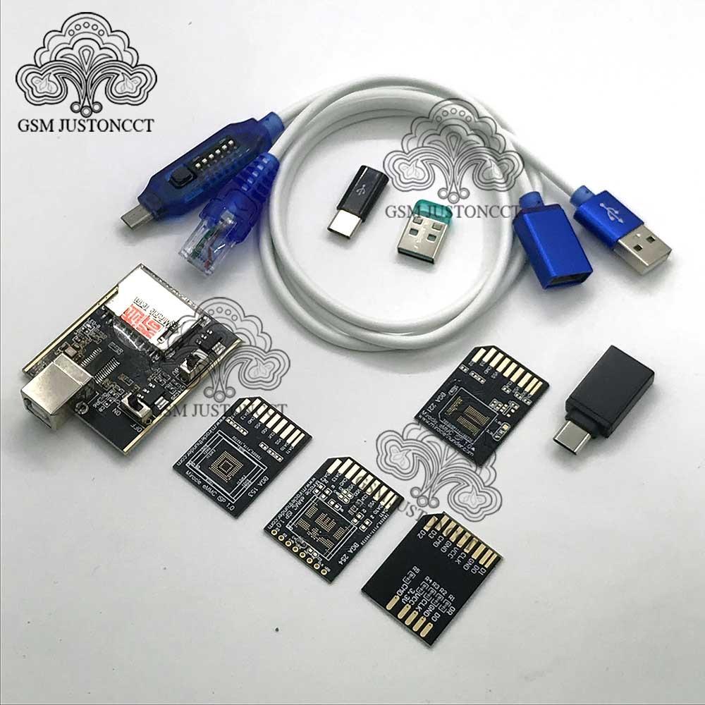 miracle thunder dongle + emmc adapter - gsmjustoncct - A