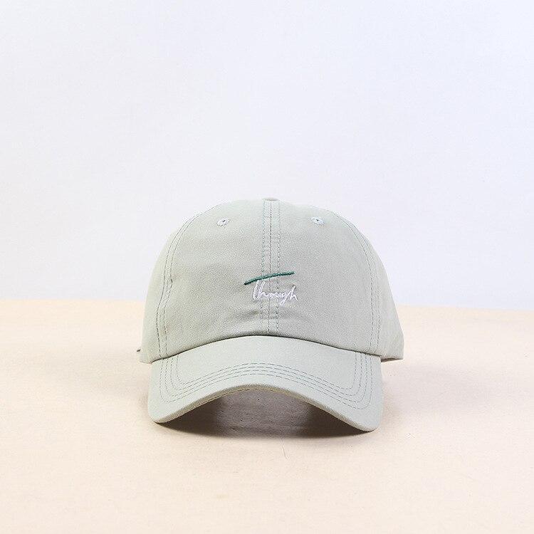 Хип Хоп Регулируемый Дальнобойщик Кепка папа летняя шляпа вышивка хлопок буквы бейсболки женские мужские унисекс Snapback