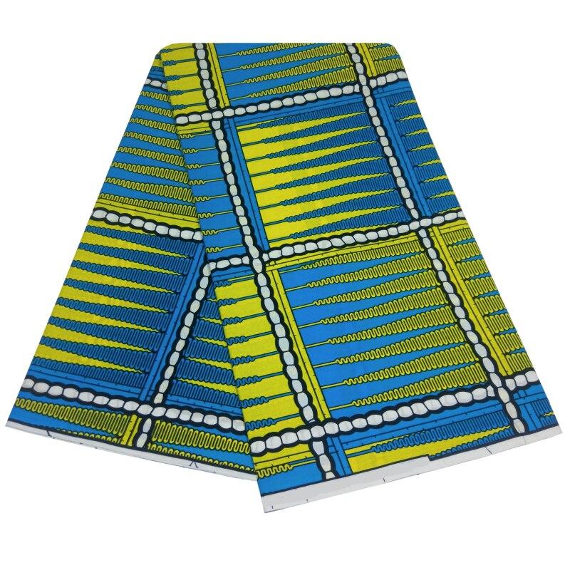 Ankara Fabric 100% Cotton African Fabric Wholesale African Print Fabric Pure Bridal Wedding Dresses Tissue African Wax Fabric
