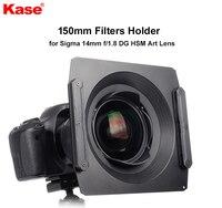 Kase Aluminum 150mm Square Filter Holder Support Bracket for Sigma 14mm f/1.8 DG HSM Art for Lee Haida Hitech 150 series Filter