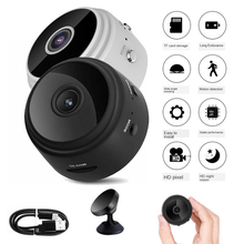 Mini WebCam Wifi 1080P HD Micro Camera Motion Detection Camcorder Infrared Night Vision Digital Video Recorder Wide Angle