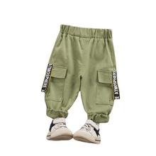 Pants Kids Trousers Clothing Sports-Clothes Spring Infant Autumn Baby-Boys-Girls Cotton