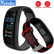 New Year Q6S Smart Bracelet Fitness Tracker Wristband SleepTracker Waterproof IP68 Activity band for Android IOS