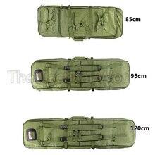 95 см, 85 см, 120 см, мягкий чехол с двойным карабином для страйкбола, сумка для оружия, чехол для винтовки, сумка для тактического оружия, мягкий чехол для карабина, сумка для удочки