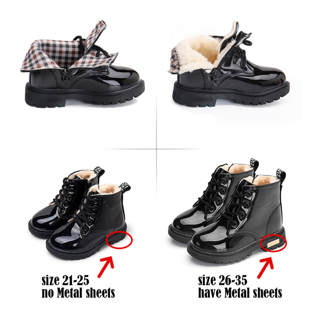 Patent Leather Boots 6