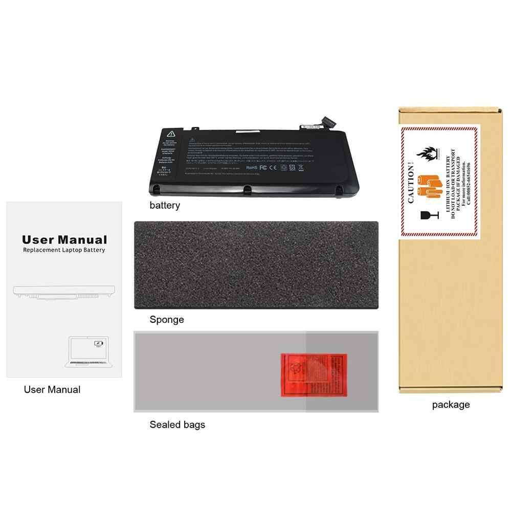 Batterie d'ordinateur portable Pour Apple MacBook Pro 13 Pouces A1322 A1278 (2009-2012 Ans) MB990 MB991 MC700 MC374 MD313 MD101 MD314