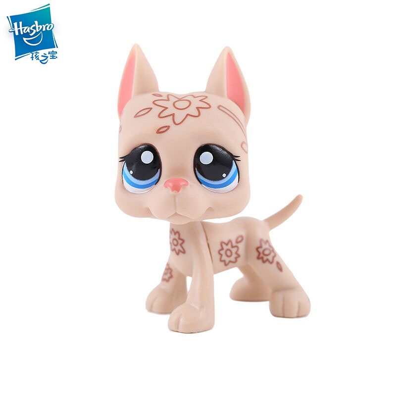 LPS Pet Shop Toy Cat And Dog Collection Action Authentic Shorthair Cat Dadan Dog Sausage Dog Shepherd Toy Collection Gift