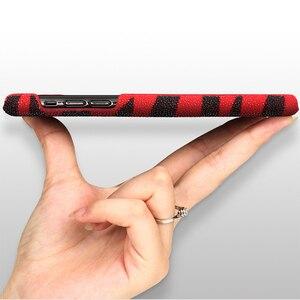 Image 5 - 本革パールgourami Fhx 39kラグジュアリー携帯電話のケース6s 7 8プラスxr x xs最大11 11Pro最大裏表紙ケース