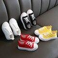 Zapatos Deportivos casuales para niños y niñas  amarillo  rojo  blanco  para la escuela  zapatillas de lona para baile de hip hop  zapatos nuevos 2020|Zapatillas deportivas| |  -
