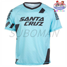 2021 neue Santacruz Kinder Downhill Mtb Jersey Enduro Offroad Larga Mountainbike Motocross Jersey BMX DH MTB T Hemd Kleidung