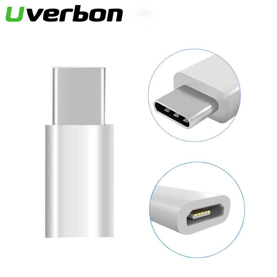 USB 3.1 ConverterType-C Male To Micro USB 2.0 Female Connector Adapter Type C For Macbook Nokia N1 ChromeBook Nexus5X USB C Cabo