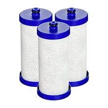 Filtro certificado WF1CB NSF 401, 53 y 42, Compatible con WF1CB, WFCB, RG100, NGRG2000, WF284, 9910, 469906, 469910, paquete de 3