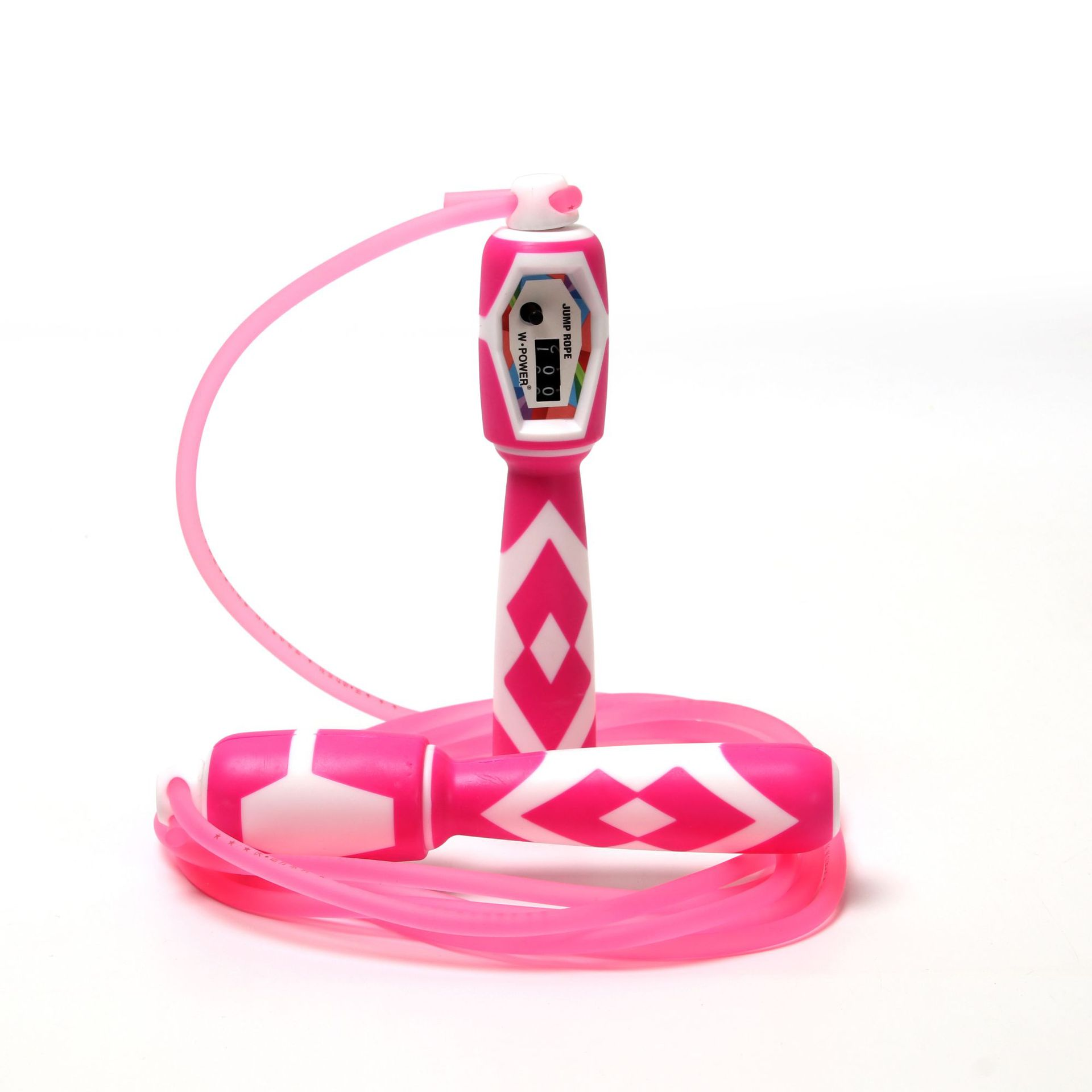 Fertile Power PVC Bearing Count Jump Rope Children Adult Fitness Students Sports The Academic Test For The Junior High School St