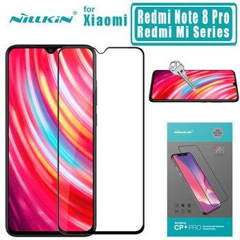 Nillkin for Xiaomi Redmi Note 8 Pro K20 Pro 7A Glass Full Cover Tempered Glass for Xiaomi Mi 9T Pro A3 CC9 Mix 3 Poco F1 Glass