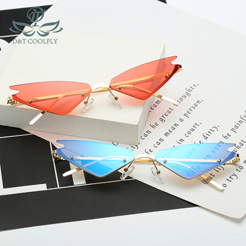 2020 New Fashion Cat Eye Sunglasses Men Women Brand Designer Vintage Color Lens Alloy Frame Sexy Party Style Sunglasses UV400 цена 2017