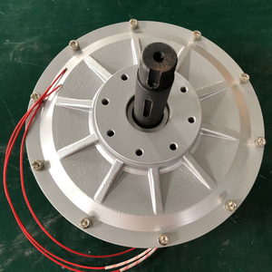 Image 2 - CE 3000W 3KW 1200RPM 380V AC Disc PMG Inner Rotor Three Phases Coreless Permanent Magnet Generator Alternator