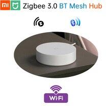 Originale Xiao Mi Mi Jia Mi Smart Home, Casa Intelligente Hub Zigbee 3.0 2.0 Bluetooth 5.0 Della Maglia 100 Sub Wifi Set Rimangono di Automazione senza Internet