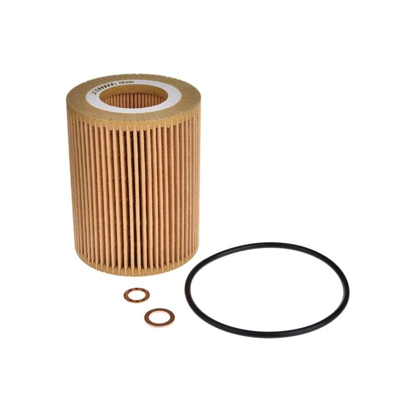 Hu925/4X Engine Oil Filter For Bmw 325Ci 330Ci X3 X5 Z4 Z3 325I 325Xi E36 Z3 E46 E60 E83 11427512300