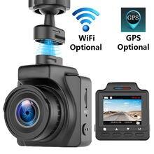 Видеорегистратор full hd 1080p wi fi gps ночное видение