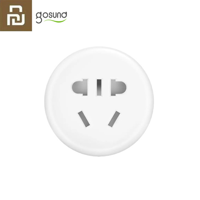 Youpin Gosund CP1 WiFi Socket Smart Socket Home Smart Phone Control Timer Remote Control Socket With Mijia APP