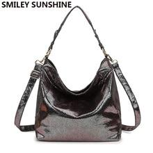 Smiley sunshine bolsas de couro da marca luxo grande bolsa feminina alta qualidade bolsas femininas tote grande bolsa ombro senhoras bolsos