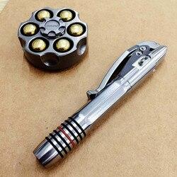 Titan Legierung TC4 Tactical Pen EDC Werkzeuge Verteidigung Stift