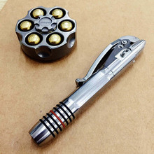 Titanium Alloy TC4 Tactical Pen EDC Tools Defense Pen