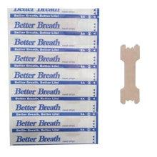 500 pçs/lote tiras anti ronco respirar direito melhor tiras nasais maneira direita para parar de ronco mais fácil melhor respirar cuidados de saúde