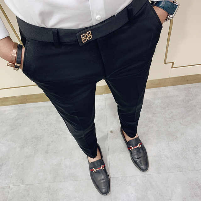 Pants For Men, Slim Fit