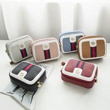 2019 Women Bag Luxury Handbags Bags Designer Wide Shoulder Strap Korean Style Fashion Crossbody