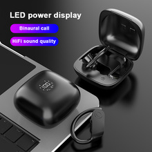 True Wireless Bluetooth 5.0 Earphones Waterproof HiFi Stereo Sound Headsets TWS Earbuds Power Display Sport headphones bluetooth 5 0 earphones tws true wireless earphone headphones sports earbuds hifi bass stereo headsets with dual microphone