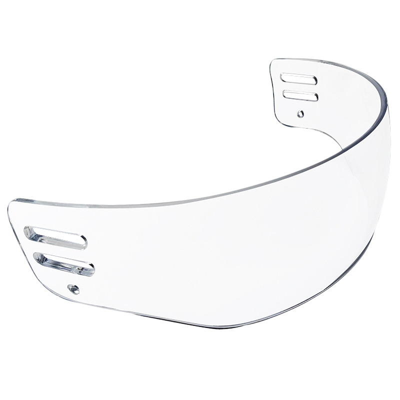 Clear Ice Hockey Helmet Visor for Eye Protection